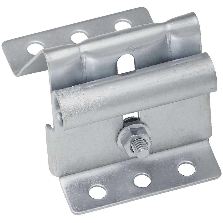 Prime-Line 7/16 In. Dia. Galvanized Steel Top Roller Fixture Image 1