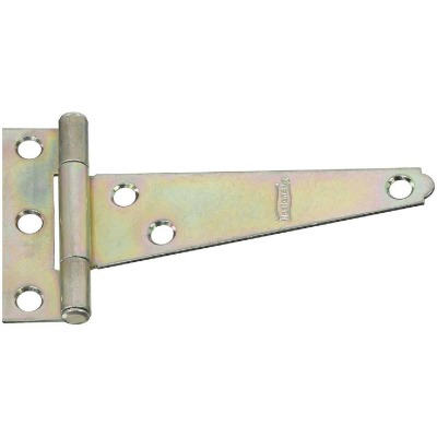 National 4 In. Light Duty T-Hinge With Screw (2 Count)