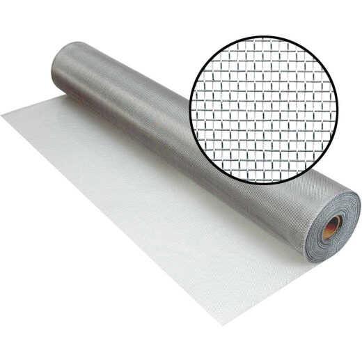 Phifer 28 In. x 100 Ft. Brite Aluminum Screen