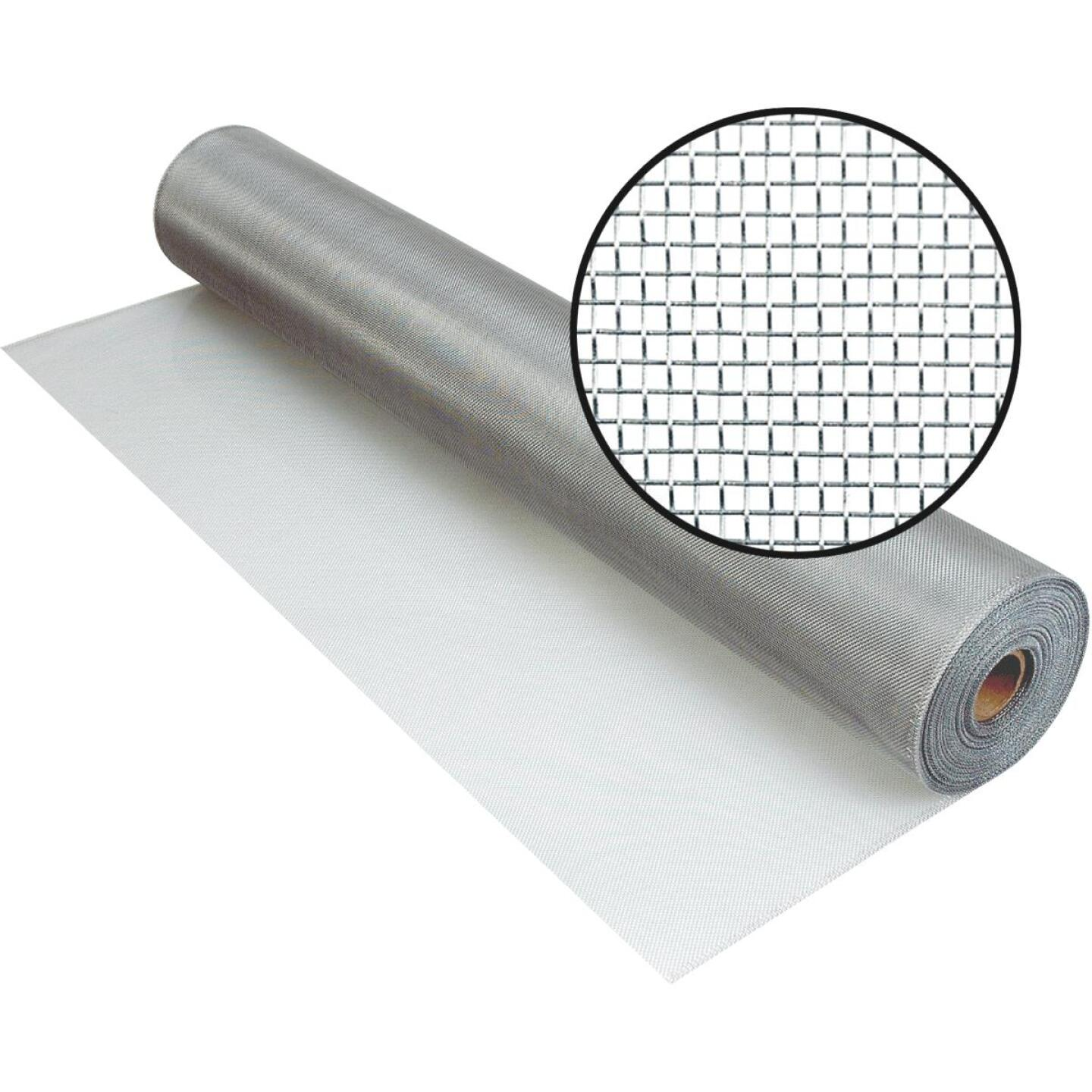 Phifer 42 In. x 100 Ft. Brite Aluminum Screen Image 1
