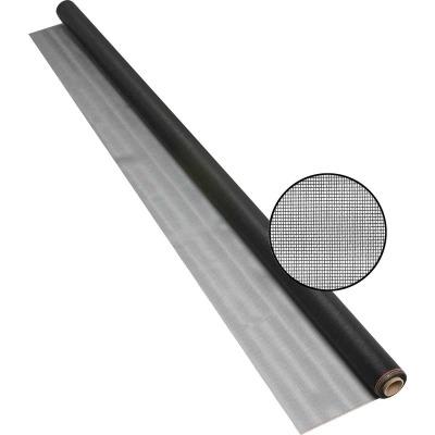 Phifer 84 In. x 25 Ft. Charcoal Fiberglass Pool Screen