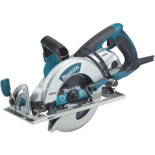 Makita 7-1/4 In. 15-Amp Magnesium Worm Drive Circular Saw