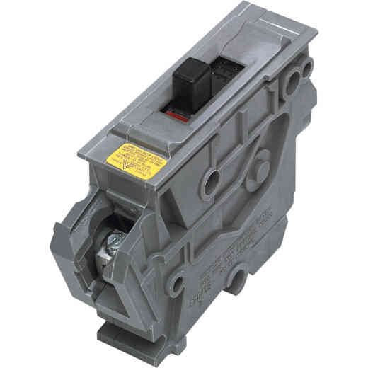 Connecticut Electric 15A Single-Pole Standard Trip Packaged Replacement Circuit Breaker For Wadsworth