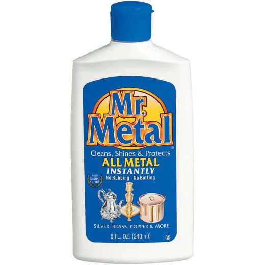 Mr. Metal 8 Oz. All Metal Polish