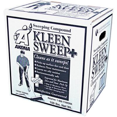 Kleen Sweep 100 Lb. Sweeping Compound