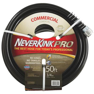 "NeverKink XP 3/4"" x 50' Farm & Ranch Hose"